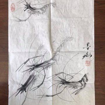 סיפור קצר – זרעים עפים ברוח או הרומן שלי עם הציור היפני