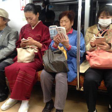 פוסט קטן על רכבות ביפן